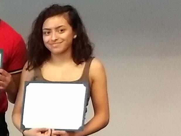 New Directions' Hispanic Heritage Award Recipient – Cristina Aguilar