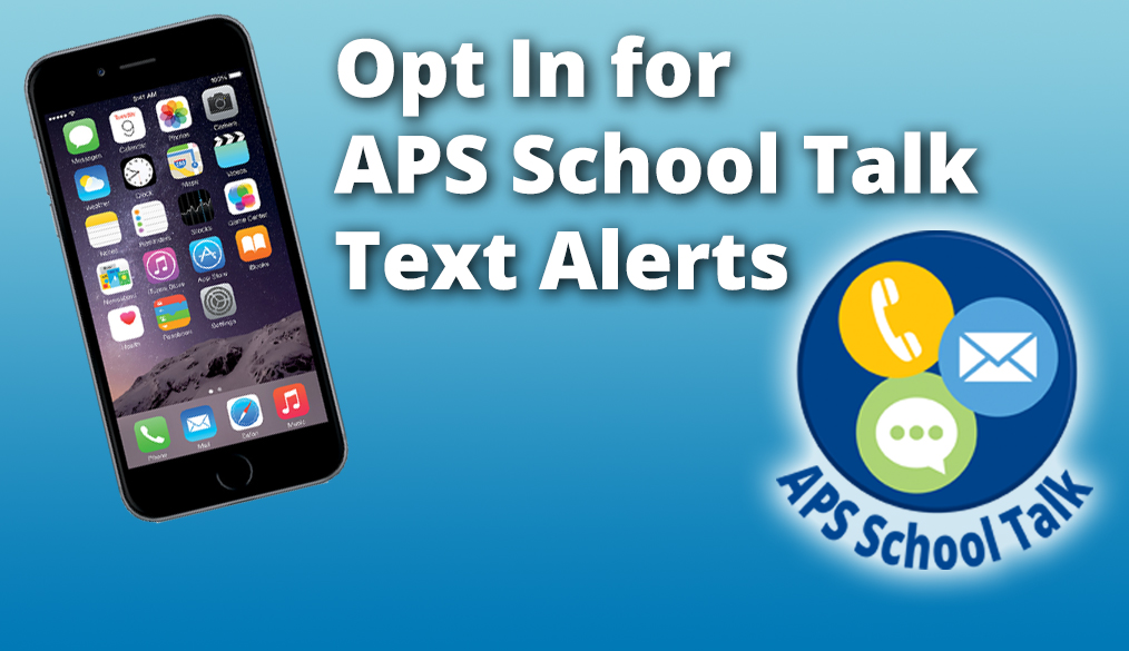 Opt-In for Text Messages from School Talk