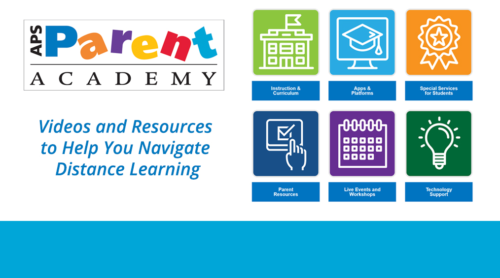 Parent Academy – Resources to Support Development of Children