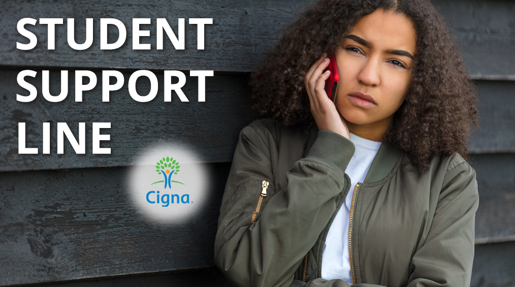 SCHOOL SUPPORT LINE -833-Me-Cigna ​ (833-632–4462)